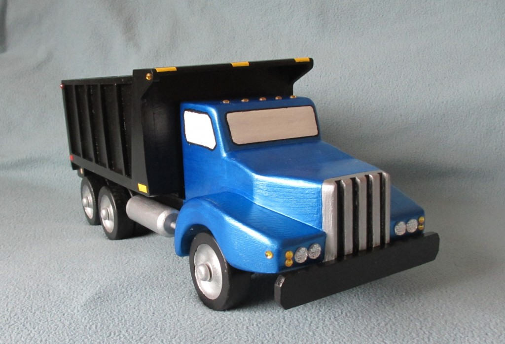 Toy Truck Project