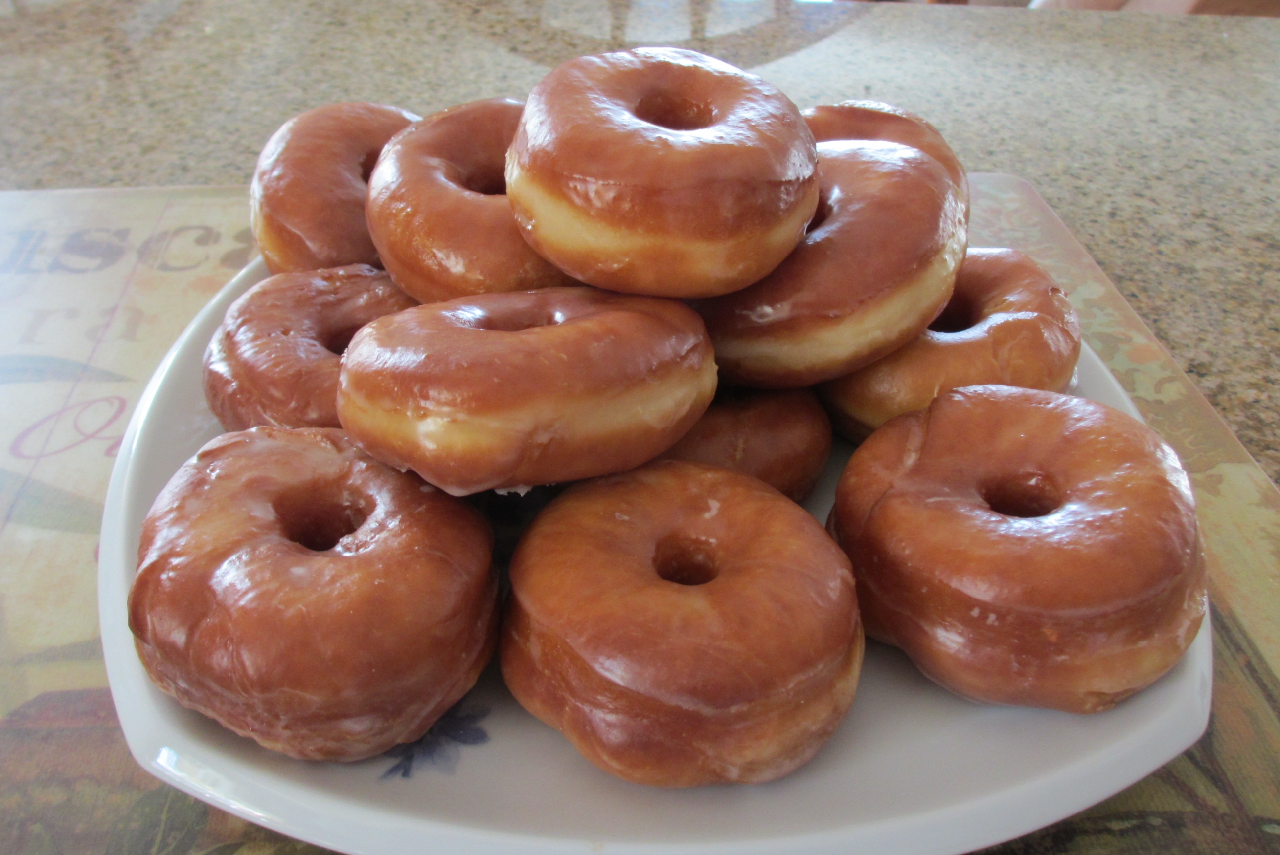 Glazed Donuts | Build n' Cook With Tom